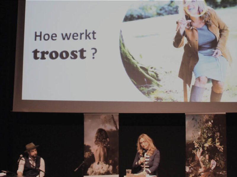 Terugblik: de lezing van Hella van der Wijst